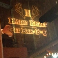 Photo taken at Hard Eight BBQ by Lisa K. on 1/11/2013