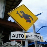 Photo taken at Car Auto Metallic by Ongki V. on 4/21/2013