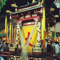 Photo taken at ศาลเจ้าจุ้ยตุ่ยเต้าโบ้เก้ง (Jui Tui Shrine) 水碓斗母宮 by 🔰PUI🔰 N. on 10/20/2012
