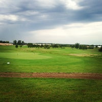 Photo taken at Fox Run Golf Course by Ben H. on 9/4/2013
