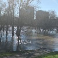Photo taken at River Walk Park by David T. on 2/11/2017