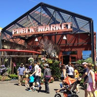 Photo taken at Granville Island Public Market by Andrea Kathleen T. on 6/30/2013