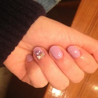 Photo taken at witch nails by Starry K. on 3/7/2013