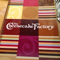 Photo taken at The Cheesecake Factory by Direk B. on 1/6/2013