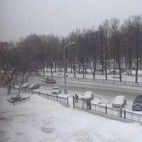 Photo taken at Школа №9 им. А. С. Пушкина by Svetlana N. on 3/20/2013