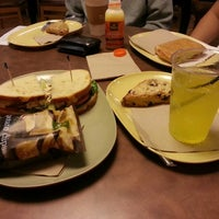 Photo taken at Panera Bread by Youlim H. on 9/20/2012