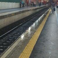 Photo taken at Estação Guaianases (CPTM) by Iuri R. on 4/3/2013
