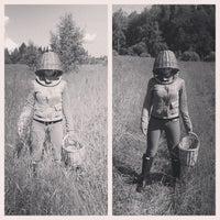 Photo taken at Рождествено by Marina M. on 7/6/2014