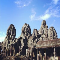 Photo taken at Angkor Wat by Ray K. on 10/9/2012