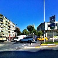 Photo taken at Ambarlı Meydan by Muharrem K. on 8/5/2013
