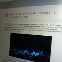 11/21/2012にGuto A.がIsoline Sistemas Termo Acústicosで撮った写真
