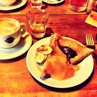 Photo taken at Cafe der Provinz by Maira on 11/24/2012