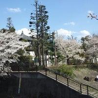 Photo taken at 瀧河山松橋院 金剛寺 by hot_r (. on 4/5/2014