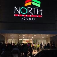 Photo taken at North Shopping Jóquei by Samuel C. on 10/31/2013
