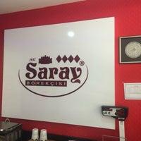 Photo taken at Saray Börekçisi by Dilek D. on 5/13/2016