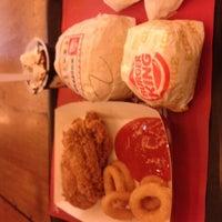 Photo taken at Burger King by Joe H. on 11/17/2012