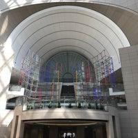 Photo taken at Ronald Reagan Building & International Trade Center by Erik G. on 4/10/2017
