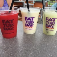 Photo taken at Fat Tuesday by Char on 6/20/2017