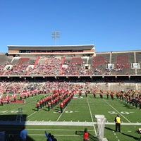 Photo taken at Houchens Industries-L.T. Smith Stadium by Carla M. on 11/10/2012
