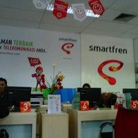 Photo taken at Kantor smartfren by Juan F. on 11/2/2012