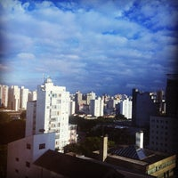 Photo taken at Universidade Nove de Julho (Uninove) by Rodrigo Déef N. on 3/23/2013