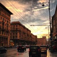 Снимок сделан в Тверская улица пользователем Grigory B. 5/22/2013