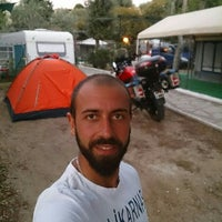 Photo taken at Blue Dream Camping by ⚓Olympos⚡ E. on 7/5/2016