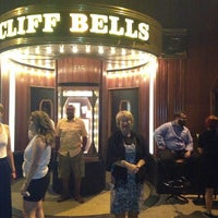 Photo taken at Cliff Bell's by Roger H. on 6/30/2013