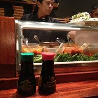 Photo taken at Joss Cafe & Sushi Bar by Carolyn K. on 3/28/2013