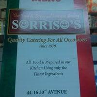 Photo taken at Sorriso Italian Pork Store by Jenny L. on 5/16/2013