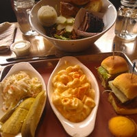 Photo taken at Butcher Bar by Jenny L. on 11/1/2012
