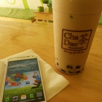 Photo taken at Cha Dao Tea Place by Shajhie on 9/30/2013