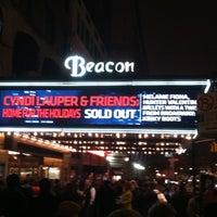 Foto tirada no(a) Beacon Theatre por Keith K. em 12/9/2012