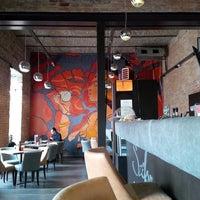 Photo taken at Szifon Espresso & Bar by Erkunt T. on 1/23/2014
