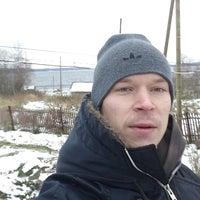Photo taken at Крестнозеро by Antonio E. on 10/26/2014