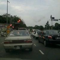 Photo taken at Persimpangan IPK Melaka by Wen H. on 7/18/2013