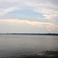 Photo taken at Oceanic Bridge by Harvey T. on 6/24/2013