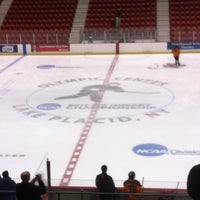 Photo taken at Herb Brooks Arena by Ted W. on 3/22/2013