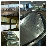 Photo taken at Terminal 2 Security Checkpoint by Stephanie M. on 10/27/2012