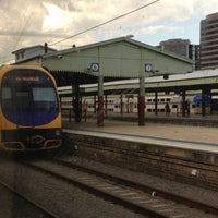 Photo taken at Central Station (Platforms 4 & 5) by La Fringe D. on 7/16/2013