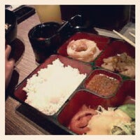 Photo taken at Ichiban Sushi by firli f. on 10/14/2012
