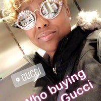 Photo taken at Gucci by Precious on 2/13/2018