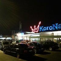 Photo taken at Korona by Mariusz R. on 3/28/2013