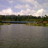 Photo taken at Floating Market Lembang by Margaretha G. on 3/30/2013