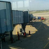 Photo taken at Gate G16 by P. F. on 9/14/2012