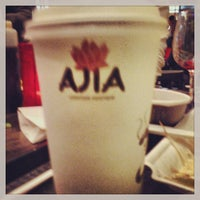 Photo taken at Ajia by Manuel D. on 11/10/2013