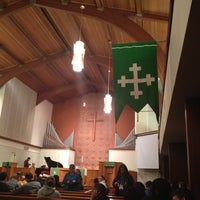Photo taken at First United Methodist Church of Orange by Kelly M. on 11/13/2012