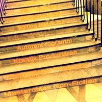 Photo taken at ifs Internationale Filmschule Köln by Claudia P. on 3/16/2013