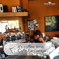 Photo taken at Caffe Fantastico by Keith B. on 7/31/2013