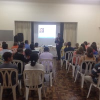 Photo taken at Club Guadalajara Comfenalco Buga by Guillermo Andrés R. on 3/31/2016
